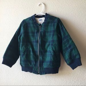 OLD NAVY Toddler 4T Fleece Lined Winter Coat